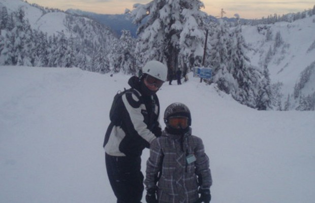 Opening weekend at Mt. Baker
