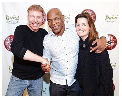 Meeting Mike Tyson