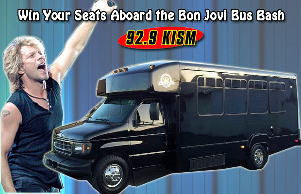 Bon Jovi Bus Bash