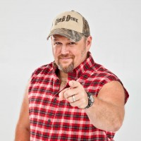 Larry The Cable Guy on gift baskets and fruit cake