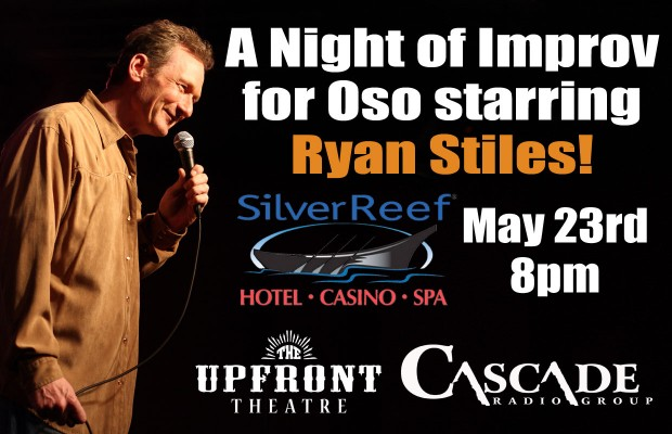 A Night of Improv For Oso with Ryan Stiles