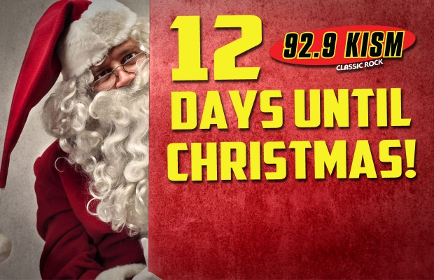 12 days until christmas - 12 Days Till Christmas
