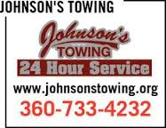 johnsons towing