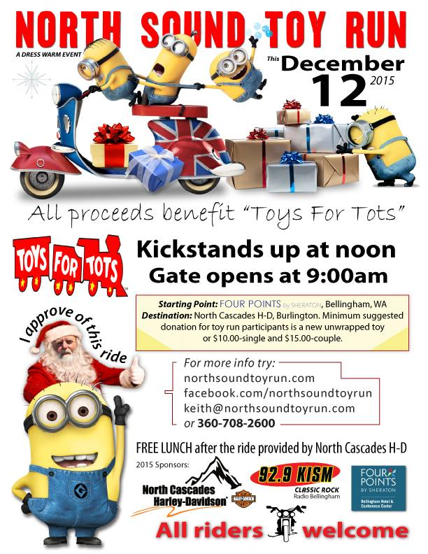 toys tots poster #2
